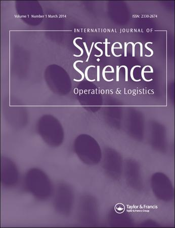 International Journal of Systems Science: Operations and Logistics template (Taylor and Francis)