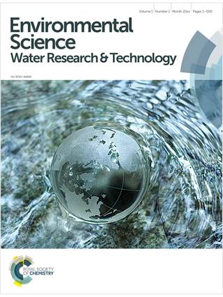 Environmental Science: Water Research and Technology template (Royal Society of Chemistry)