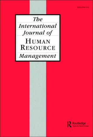 The International Journal of Human Resource Management template (Taylor and Francis)
