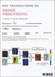 IEEE Transactions on Image Processing template (IEEE)