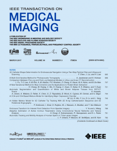 IEEE Transactions on Medical Imaging template (IEEE)
