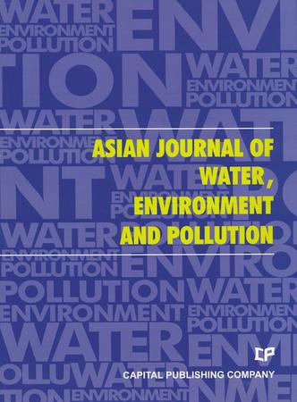 Asian Journal of Water, Environment and Pollution template ( Environment and Pollution)