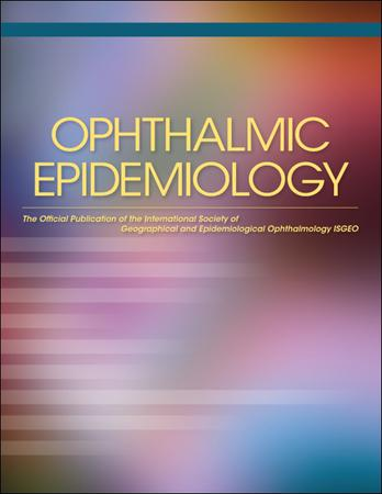 Ophthalmic Epidemiology template (Taylor and Francis)