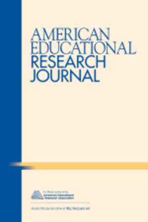 American Educational Research Journal template (SAGE)