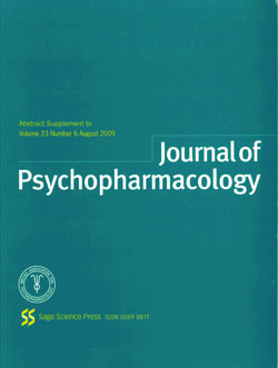 Journal of Psychopharmacology template (SAGE)