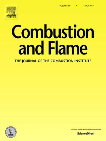 Combustion and Flame template (Elsevier)
