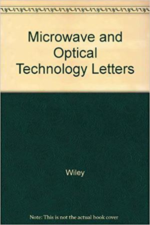 Microwave and Optical Technology Letters template (Wiley)