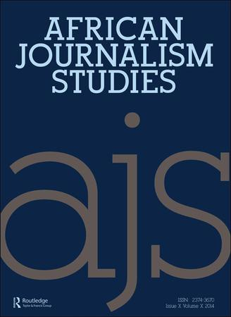 African Journalism Studies template (Taylor and Francis)