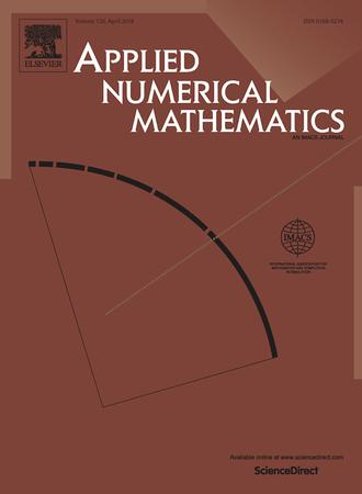 Applied Numerical Mathematics template (Elsevier)