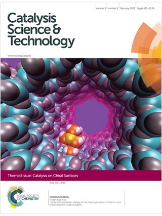 Catalysis Science and Technology template (Royal Society of Chemistry)