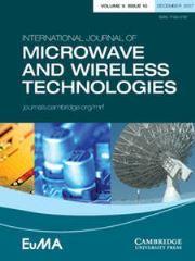 International Journal of Microwave and Wireless Technologies template (Cambridge University Press)