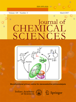 Journal of Chemical Sciences template (Springer)