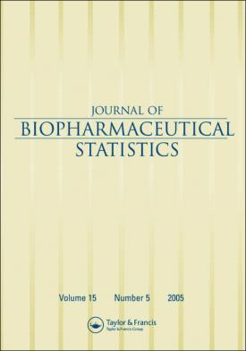 Journal of Biopharmaceutical Statistics template (Taylor and Francis)