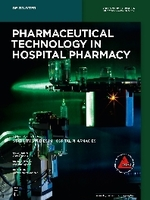 Pharmaceutical Technology in Hospital Pharmacy template (De Gruyter)