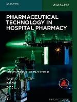 Pharmaceutical Technology in Hospital Pharmacy template (De Gruyter)