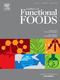 Journal of Functional Foods template (Elsevier)