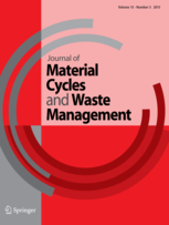 Journal of Material Cycles and Waste Management template (Springer)