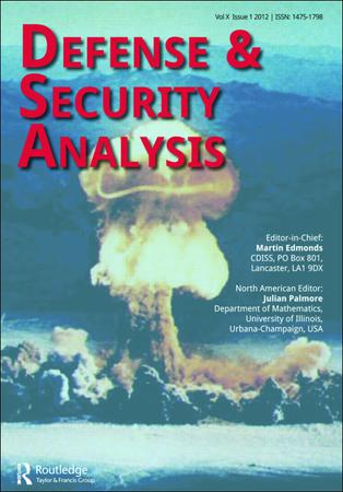 Defense and Security Analysis template (Taylor and Francis)