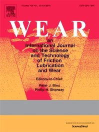 Wear template (Elsevier)