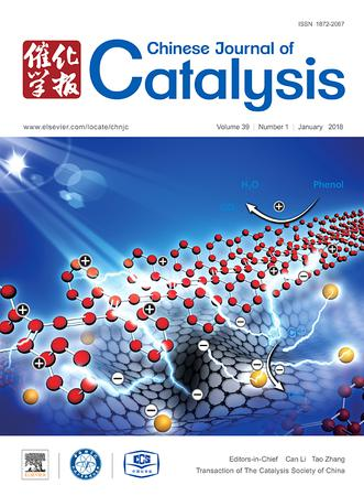 Chinese Journal of Catalysis template (Elsevier)