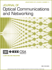 Journal of Optical Communications and Networking template (The Optical Society)