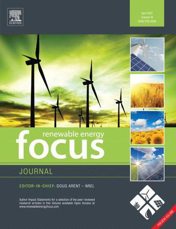 Renewable Energy Focus template (Elsevier)