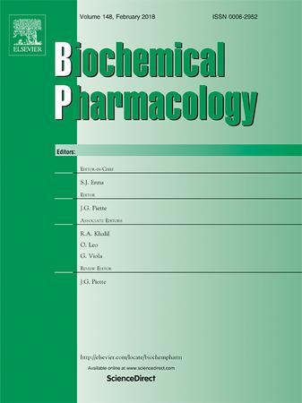 Biochemical Pharmacology template (Elsevier)