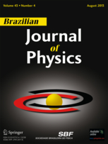 Brazilian Journal of Physics template (Springer)