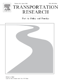 Transportation Research Part A: Policy and Practice template (Elsevier)