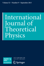 International Journal of Theoretical Physics template (Springer)