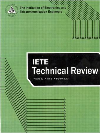 IETE Technical Review template (Taylor and Francis)
