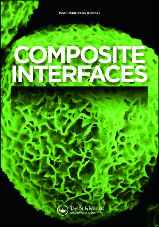 Composite Interfaces template (Taylor and Francis)