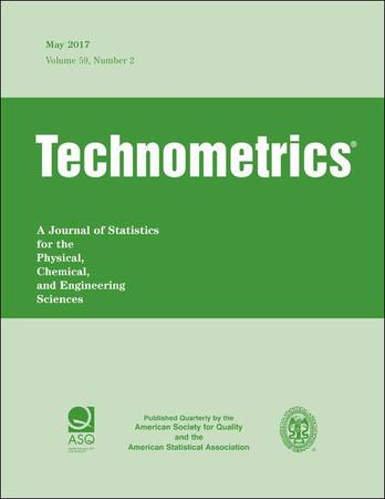 Technometrics template (Taylor and Francis)