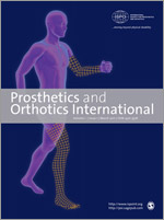 Prosthetics and Orthotics International template (SAGE)