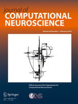 Journal of Computational Neuroscience template (Springer)
