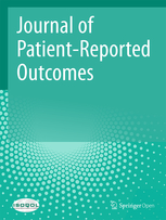 Journal of Patient-Reported Outcomes template (Springer)