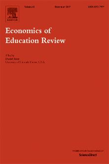 Economics of Education Review template (Elsevier)