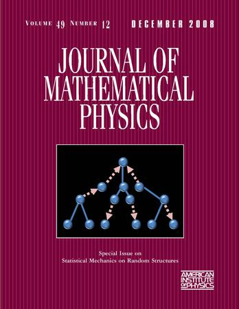 Journal of Mathematical Physics template (American Institute of Physics)