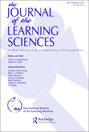 Journal of the Learning Sciences template (Taylor and Francis)