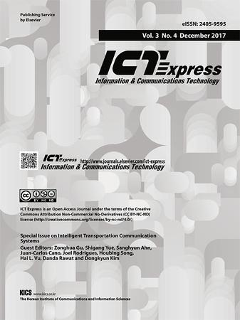 ICT Express template (Elsevier)