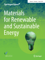 Materials for Renewable and Sustainable Energy template (Springer)