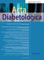 Acta Diabetologica template (Springer)