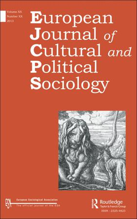 European Journal of Cultural and Political Sociology template (Taylor and Francis)