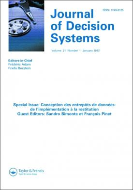 Journal of Decision Systems template (Taylor and Francis)