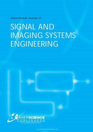 International Journal of Signal and Imaging Systems Engineering template (Inderscience Publishers)