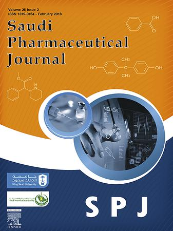 Saudi Pharmaceutical Journal template (Elsevier)