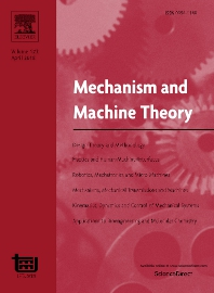 Mechanism and Machine Theory template (Elsevier)