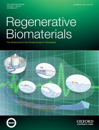 Regenerative Biomaterials template (Oxford University Press)