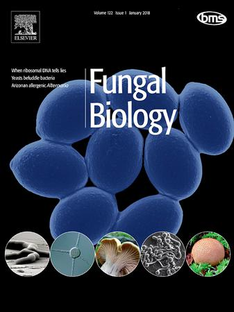 Fungal Biology template (Elsevier)