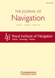 The Journal of Navigation template (Cambridge University Press)